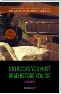 100 Books You Must Read Before You Die - volume 2 [newly updated] [Ulysses; Dangerous Liaisons; Of Human Bondage; Moby-Dick; The Jungle; Anna Karenina; etc.] (Book House Publishing)