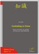 Controlling in China