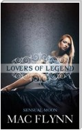 Sensual Moon: Lovers of Legend, Book 2
