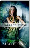 Elven Desires: Lovers of Legend, Book 3
