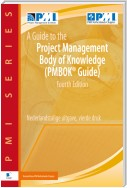 A Guide to the Project Management Body of Knowledge PMBOK® Guide