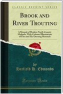 Brook and River Trouting