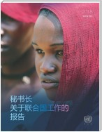 Report of the Secretary-General on the Work of the Organization (Chinese language)