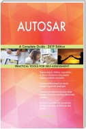 AUTOSAR A Complete Guide - 2019 Edition