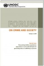 Forum on Crime and Society Vol. 8, 2015
