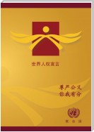 Universal Declaration of Human Rights (Chinese language)