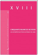Cinquante nuances de rose