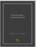 An Island Nights' Entertainment