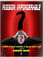 Mission: Imponderable