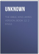 The Bible, King James version, Book 12: 2 Kings