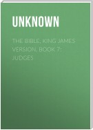 The Bible, King James version, Book 7: Judges