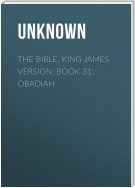 The Bible, King James version, Book 31: Obadiah