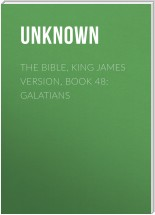 The Bible, King James version, Book 48: Galatians