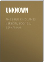 The Bible, King James version, Book 36: Zephaniah