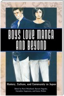 Boys Love Manga and Beyond