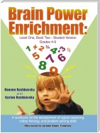 Brain Power Enrichment: Level One, Book Two-Student Version Grades 4-6
