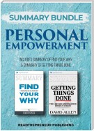 Summary Bundle: Personal Empowerment | Readtrepreneur Publishing