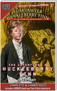 Tom Sawyer & Huckleberry Finn: St. Petersburg Adventures