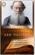Selected works of Leo Tolstoy