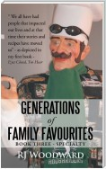 Generations of Family Favourites Book Three - Specialty