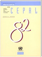 Revista de la CEPAL No.82, Abril 2004