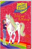 Isla and Buttercup