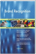 Brand Recognition A Complete Guide - 2020 Edition