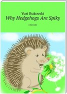 Why Hedgehogs Are Spiky. A fairytale