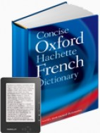 Concise Oxford-Hachette French Dictionary (Fr-En)