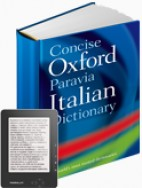 Concise Oxford-Paravia Italian Dictionary (En-It)