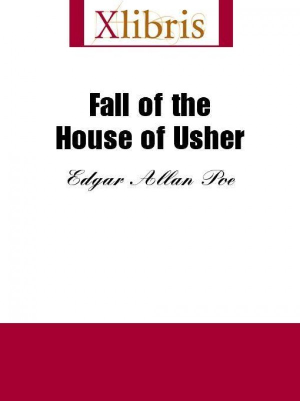 literary analysis essay on the fall of the house of usher