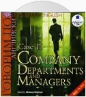 Let's Speak English. Case 2. Company Departaments and Managers